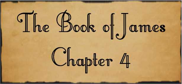 Join James Lindly in this episode of A Word from God where he explores the writings of the Apostle James in the New Testament Book of James Chapter 4. Open […]