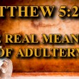 "KEY VERSE: Matthew 5:27-30 (ESV) 27 ""You have heard that it was said, 'You shall not commit adultery.' 28 But I say to you that everyone who looks at a […]"