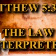 """KEY VERSE: Matthew 5:31-48 (ESV) 31 """"It was also said, 'Whoever divorces his wife, let him give her a certificate of divorce.' 32 But I say to you that everyone […]"""
