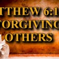 KEY VERSE: Matthew 6:14-15 (ESV) 14For if you forgive others their trespasses, your heavenly Father will also forgive you, 15but if you do not forgive others their trespasses, neither will […]