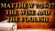 "BIBLE STUDY KEY VERSE: Matthew 7:24-27 (ESV) 24 ""Everyone then who hears these words of mine and does them will be like a wise man who built his house on the […]"